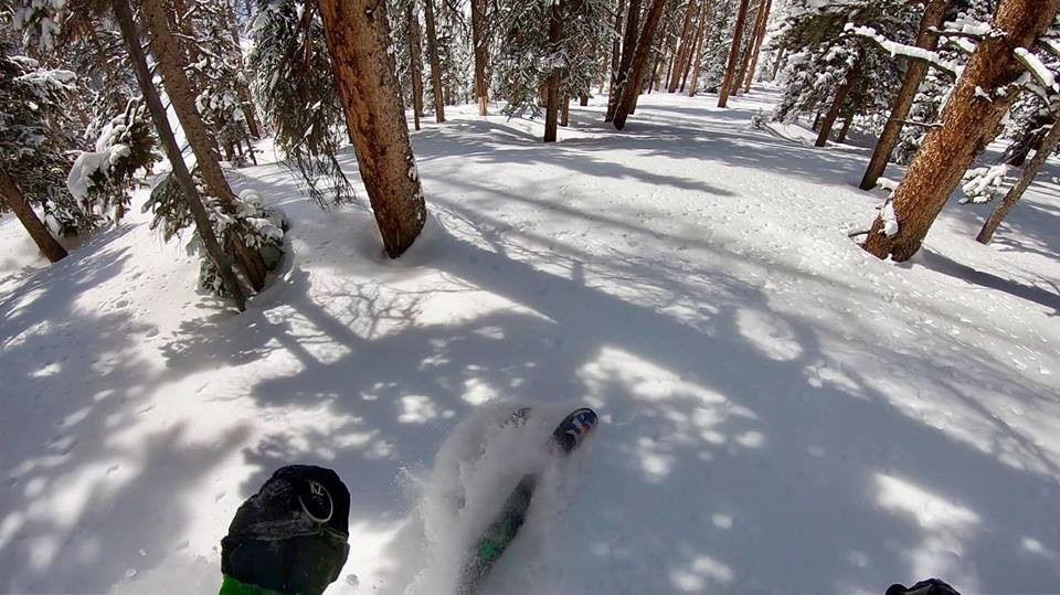 Mary Jane's trees and steeps will be open longer than expected. (Mary Jane/Facebook)