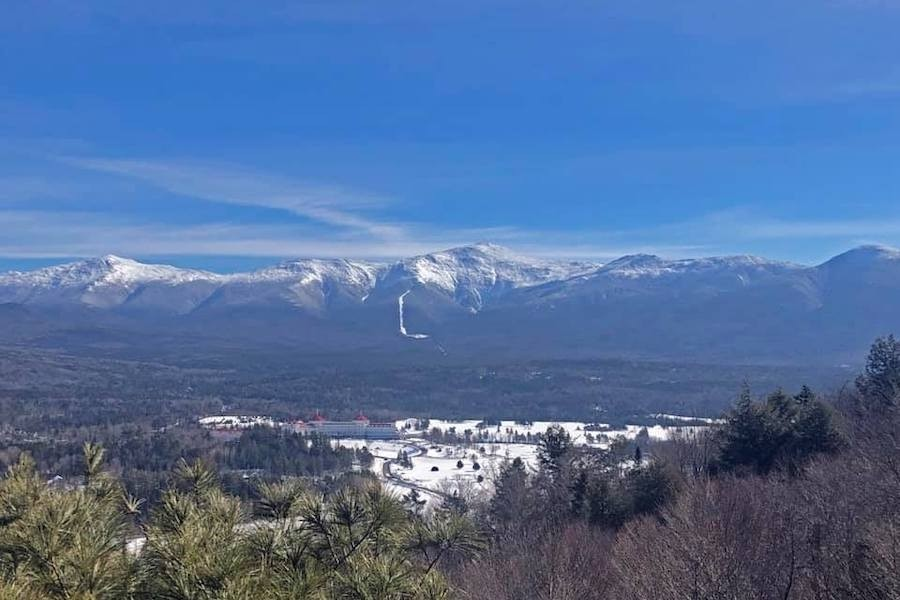Presidential views from Bretton Woods. (Bretton Woods)