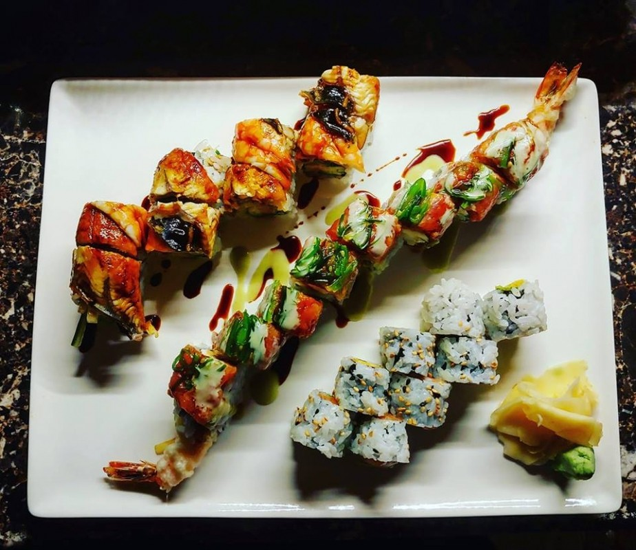 Lookin' for something different? Try sushi after a day at Stowe or Smuggs. (Sushi Yoshi Stowe/Facebook)