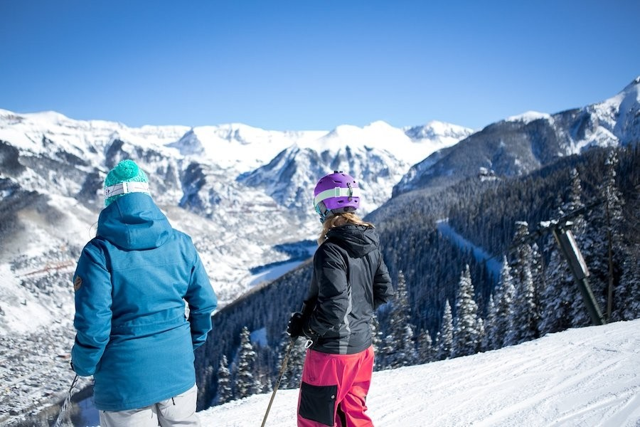 Telluride's amazing snow year made it appealing to Epic Pass holders. (Telluride/Facebook)