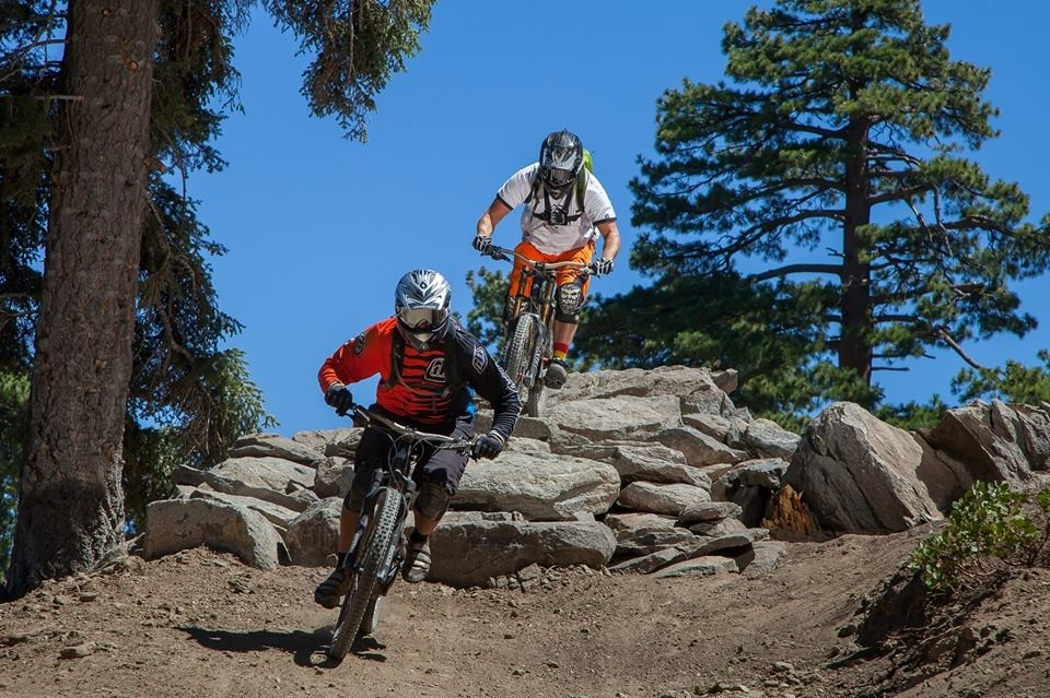 More and more mountain biking upgrades can be seen at resorts that take the Ikon Pass. (Big Bear/Facebook)