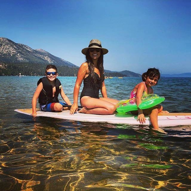 A pleasant float on Lake Tahoe is in the cards for the summer. (South Lake Tahoe/Facebook)