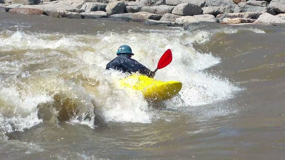 Test your kayaking skills all the way from Colorado to Utah on the San Juan River. (San Juan River/Facebook)