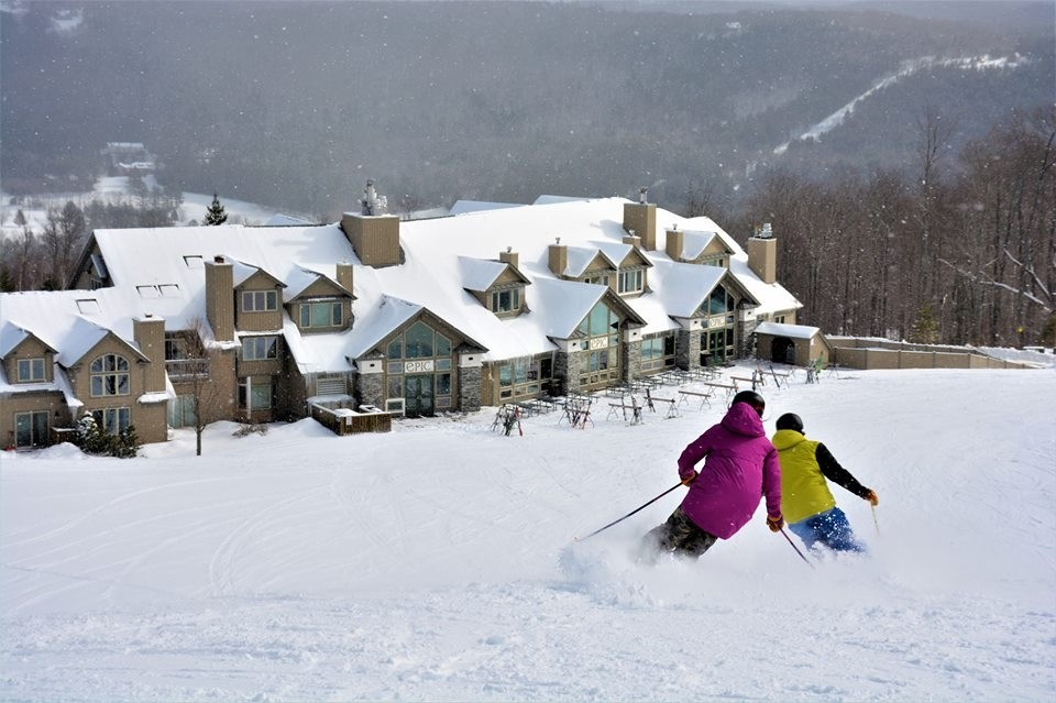 New owner Vail Resorts predicts better eatin' at two of Okemo's on-mountain restaurants. (Okemo Mountain Resort/Facebook)