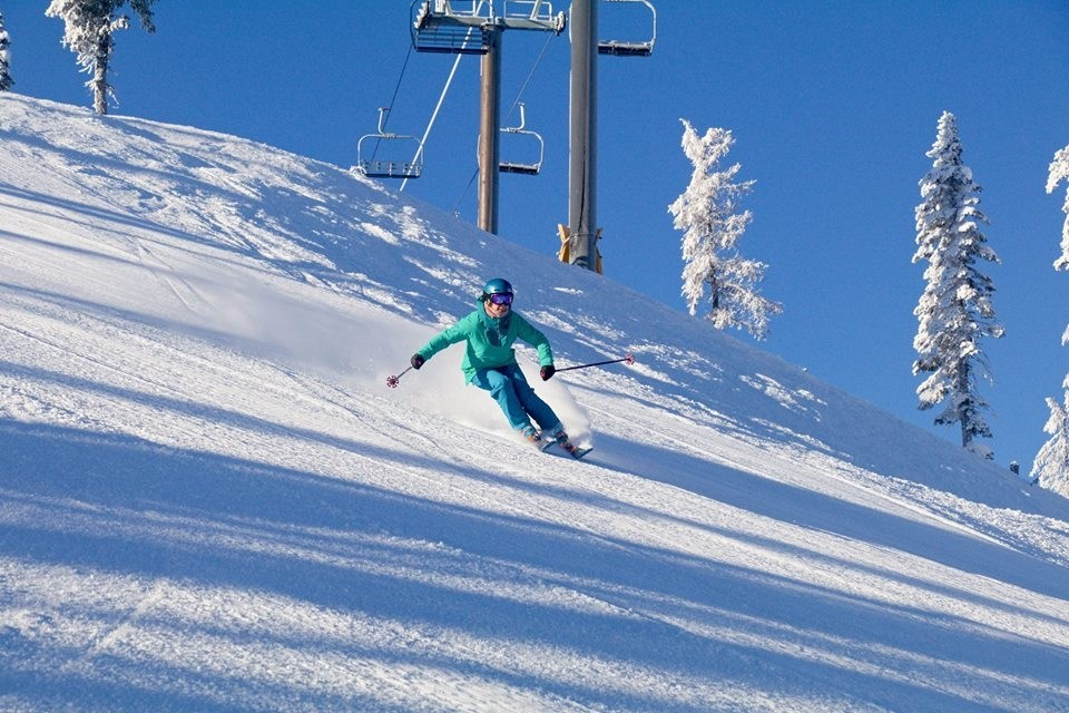 Groomers at 49 Degrees North can now be had by more Spokane-area skiers and snowboarders. (49 Degrees North/Facebook)