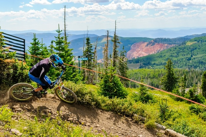 Summer-Brian-Head-Biking-SKiUTah
