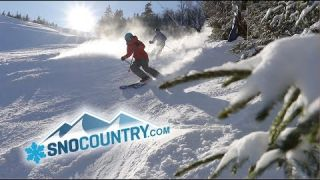 SnoCountry Snapshot With Halley O'Brien - Loon Mountain 18-19 Ep. 1