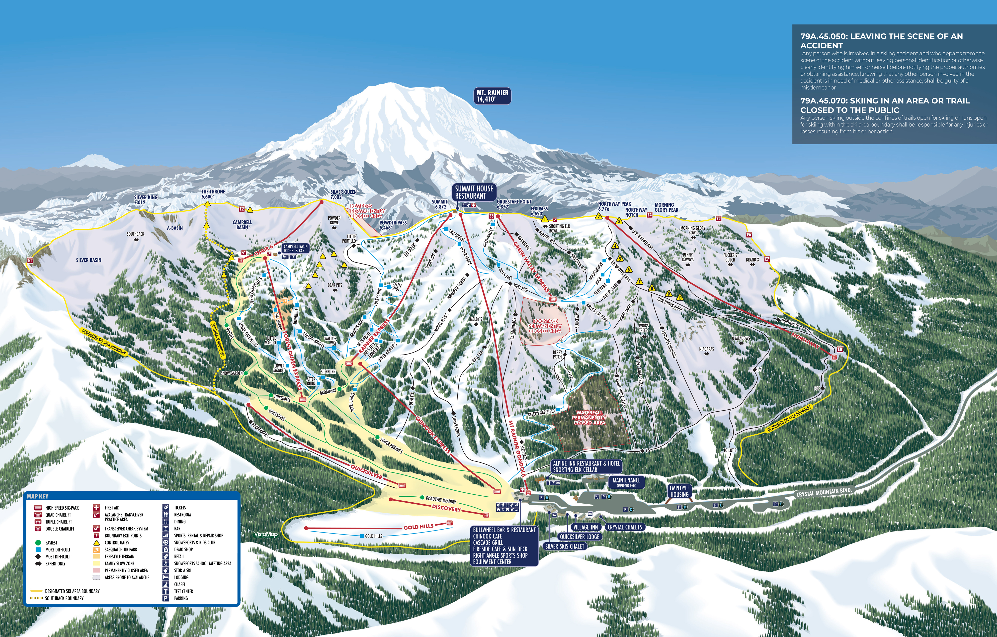snocountry | snow reports | wa | crystal mountain